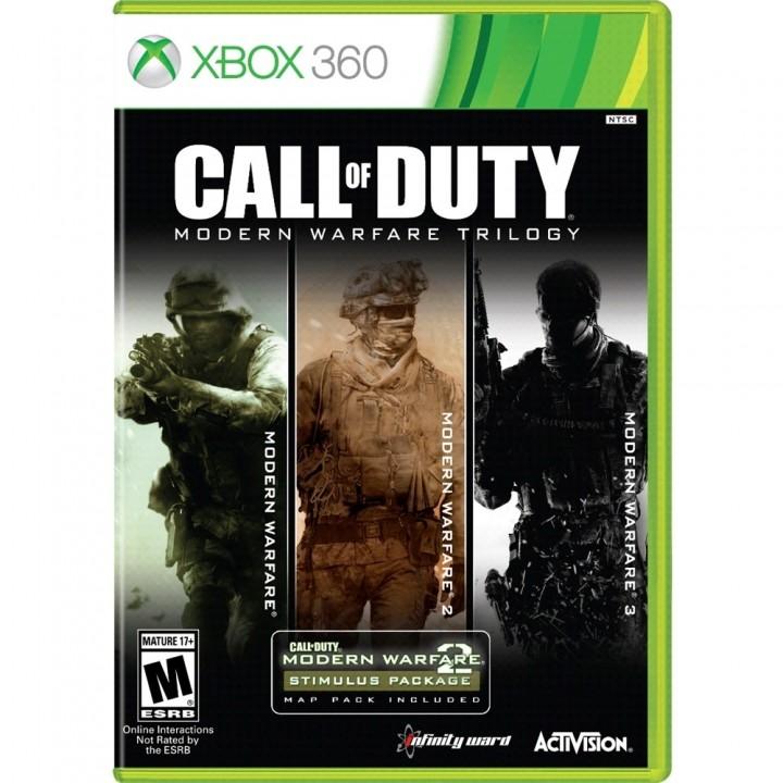 Call of Duty Modern Warfare Trilogy-xb