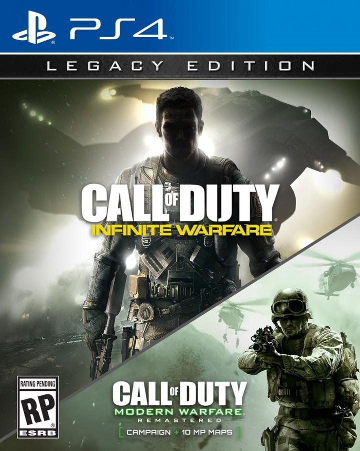 CoD-IW『Call of Duty: Infinite Warfare(コール オブ デューティ インフィニット・ウォーフェア)』