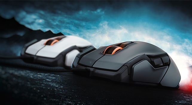 レビュアー無料プレゼント:パワーとスピードを追求したゲーミングマウス「ROCCAT KOVA」(5名)