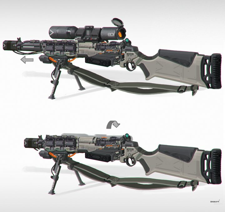 CoD-IW-EBR-800_Concept Art