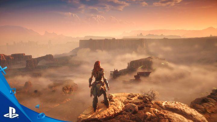 Horizon Zero Dawn:最新ゲームプレイ映像公開、発売日は2017年2月28日