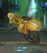 『オーバーウォッチ』金色武器ゴールデンガン