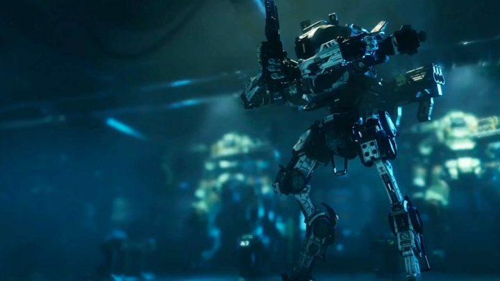 """タイタンフォール2:巨大な剣を駆使する第三のタイタン""""Ronin""""の映像公開"""