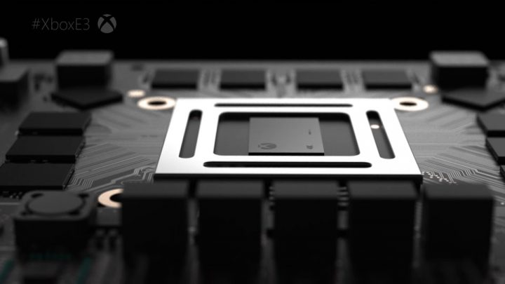 Xbox One-project-scorpio