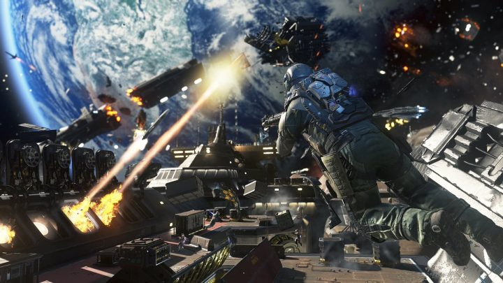 "CoD:IW:宇宙空間を舞台としたゲームプレイトレーラー""Ship Assault""公開、新要素多数判明"