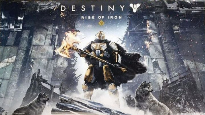 Destiny:次回の大規模拡張は「Rise of Iron」で確定か、商標登録出願