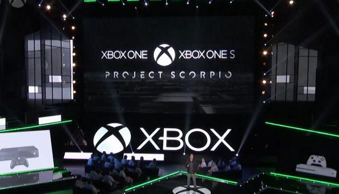 """超ハイスペックの新型Xbox One """"Project Scorpio"""" 正式発表、2017年ホリデーシーズンに発売。「史上最もパワフルなゲーム機」"""