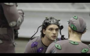 CoD:IW:キット・ハリントン氏にフォーカスしたメイキング映像が公開、