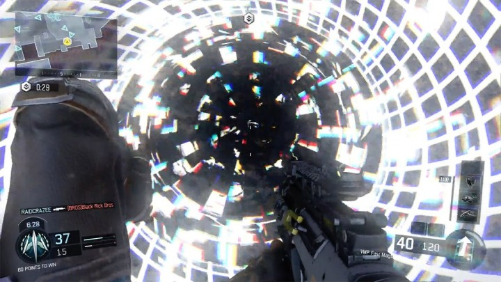 CoD:BO3:新ゲームモード「フラクチャー」解禁