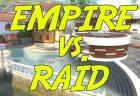 """『CoD:BO3』のリメイクマップ""""Empire""""と、『BO2』の人気マップ""""Raid""""をじっくり比較"""