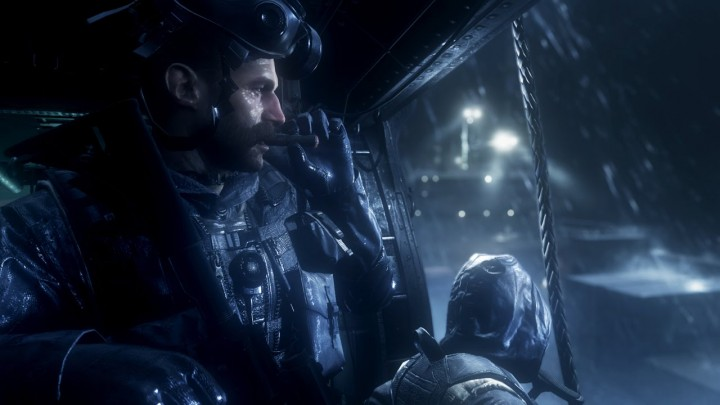 CoD:MWR:ミッション「Crew Expandable(消耗品のクルー)」のプレイ映像が公開