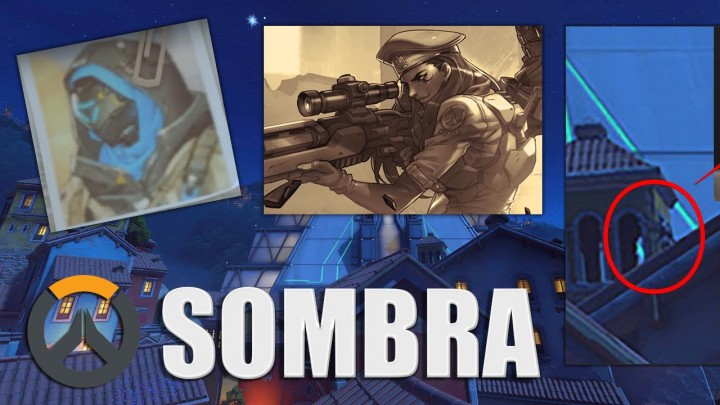 オーバーウォッチ:新ヒーロー「Sombra」、7月22日のコミコンで公開か