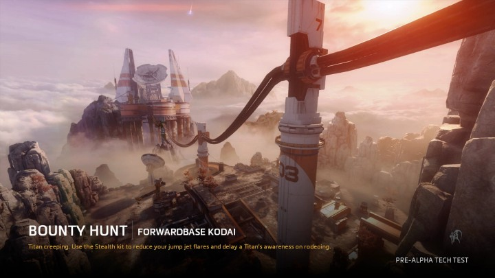Titanfall 2-kodai