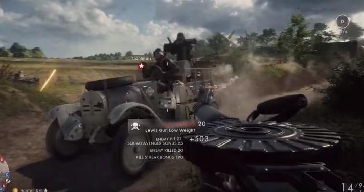 軽装甲ビークル
