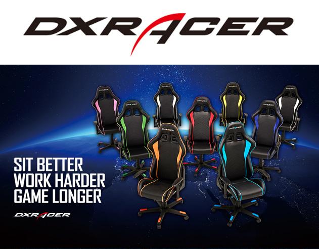 SCARZ、ゲーミングチェアのDXRACERとスポンサー契約締結「世界で戦えるチームへ」