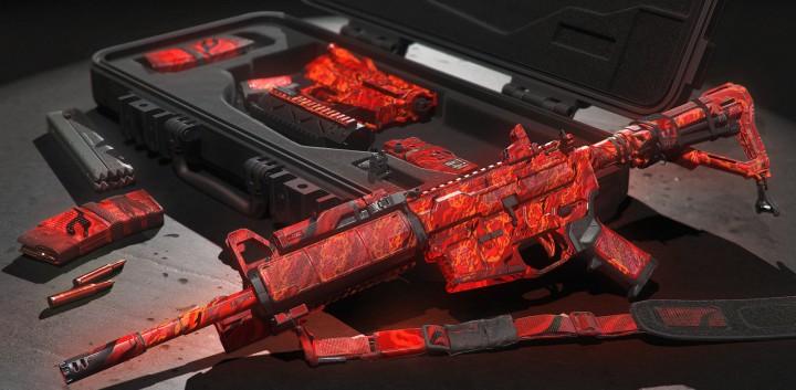 Hellstorm武器迷彩