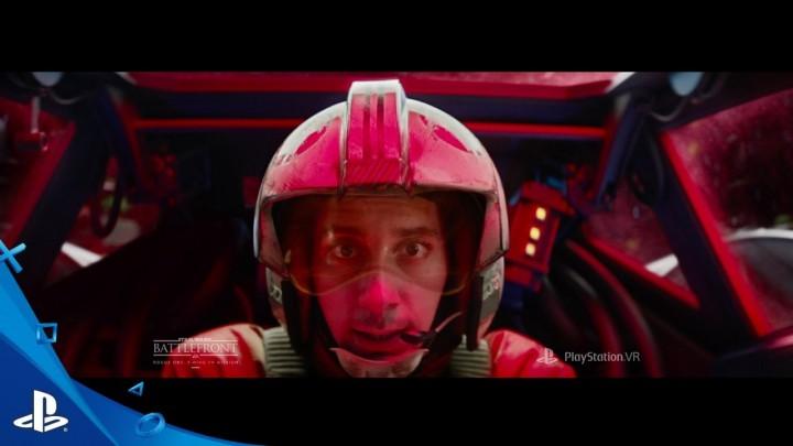 PS VR『Star Wars バトルフロント ローグ・ワン: Xウイング VRミッション』新トレーラー公開、2016年ホリデーシーズンに無料配信