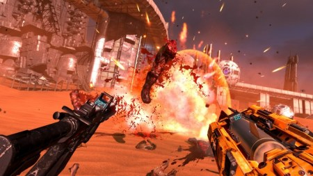 Serious Sam VR-The Last Hope