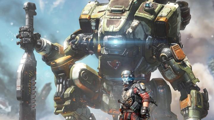タイタンフォール 2:日本限定デザイン「PS4テーマ」のプレゼントキャンペーン発表