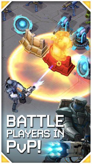 『CoD:Siege』アプリ紹介画像