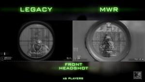CoD:MWR:Raven、スナイパーライフルの貫通性能UPを検証する映像公開
