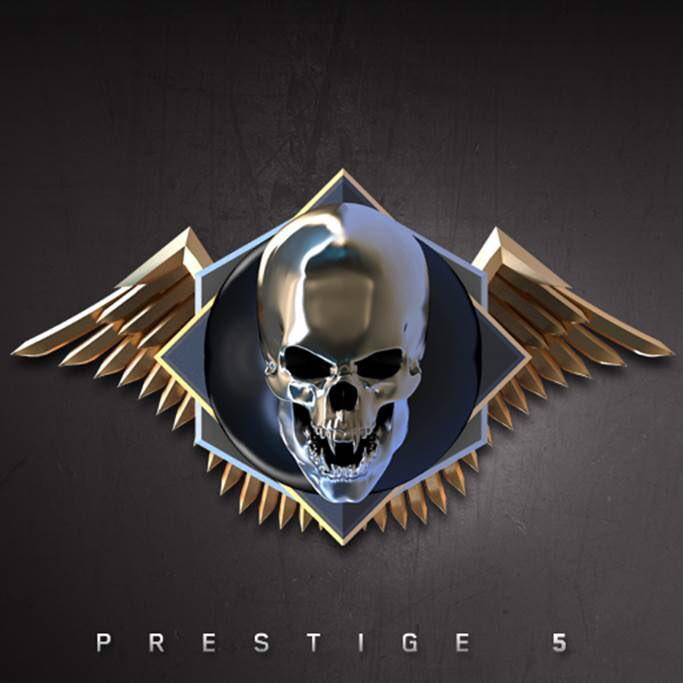 Prestige 3 Cod Mwr Logo