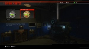 CoD:IW: ゾンビモードにもサプライドロップが登場、その名も「Zombie Crate(ゾンビクレート)」