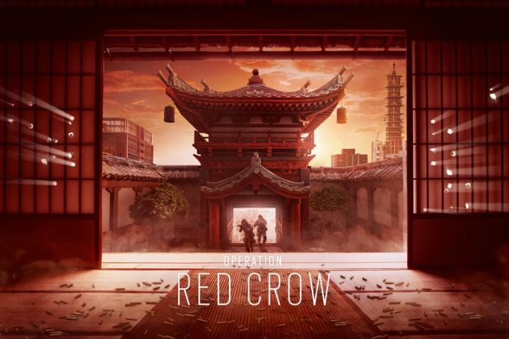 レインボーシックス シージ:日本特殊急襲部隊(S.A.T.)が登場する「オペレーション レッドクロウ」、11月17日配信決定