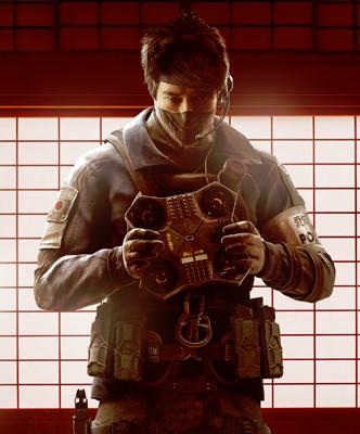 レインボーシックス シージ:日本の新男性オペレーター「エコー(Echo)」公開、本名はエナツマサル