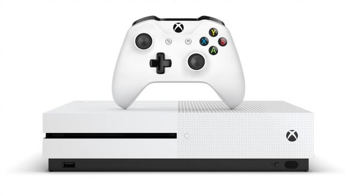 「Xbox One S 1TB(Halo Collection 同梱版)」が11月24日発売、本体を40%小型化し4K Ultra HD Blu-ray ドライブ搭載
