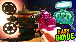CoD:IW:「Zombies in Spaceland」の動画解禁、武器アップグレード方法も判明
