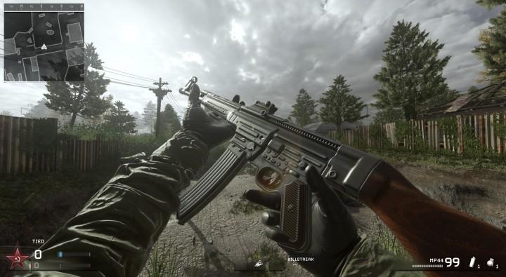 CoD:MWR:多数の隠し武器 FAL・Galil・44 Magnumや、近接武器シャベルなどが発掘