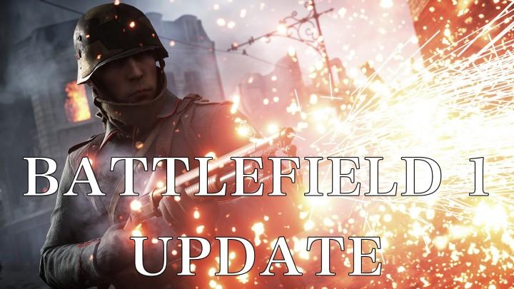 BF1: 大規模アップデートのパッチノート公開、無料DLC「Giant's Shadow」や観戦モード追加など膨大な更新