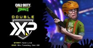 CoD:IW: ゾンビモードのダブルXP開始、12月21日まで