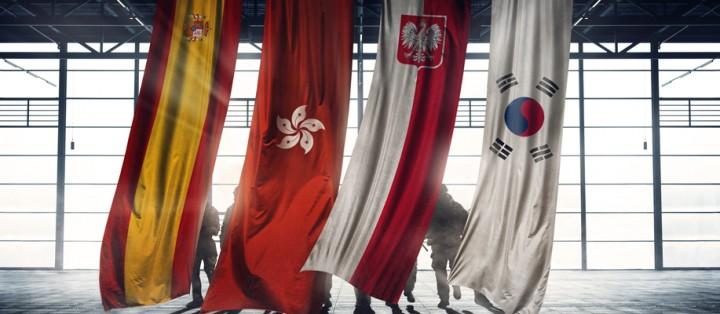 レインボーシックス シージ:2017年のアップデートスケジュール発表、新オペレーターはスペイン・香港・ポーランド・韓国