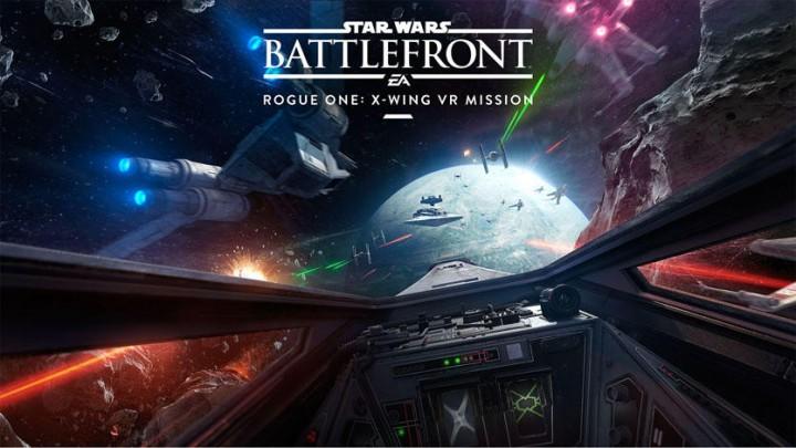 SWBF:DLC「ローグワン: スカリフ」本日配信開始、 『Star Wars バトルフロント Rogue One: Xウィング VR ミッション』も無料配信