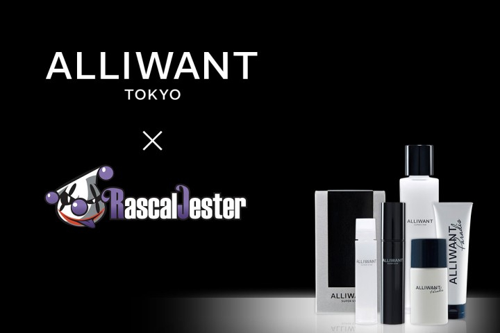 日本初:eスポーツチームRascal Jesterが化粧品ブランドと契約締結