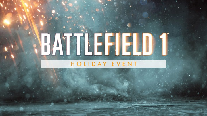 BF1:ホリデーイベント開催、新カスタムゲーム「Blind Delivery」や無料バトルパック、ドッグタグプレゼントなど