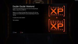 CoD:BO3:ダブルXP&ダブル武器XP同時開催、1月24日まで
