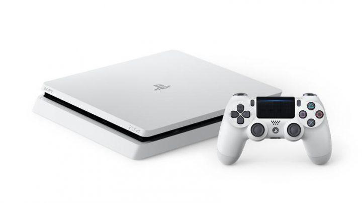 新型PS4「グレイシャー・ホワイト」、通常製品として7月29日発売
