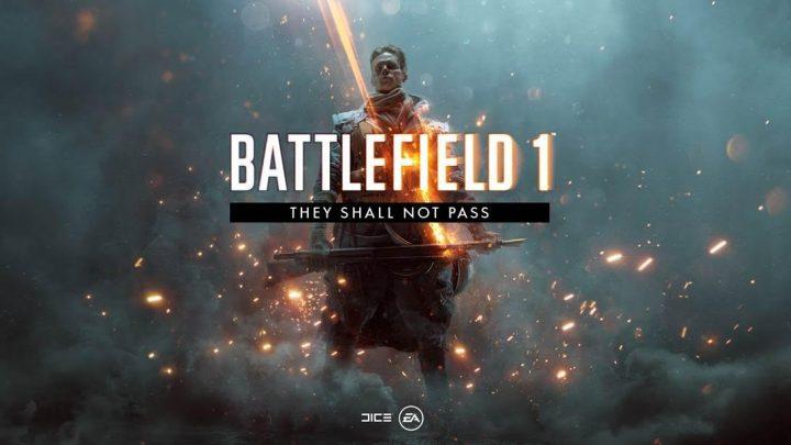BF1:「They Shall Not Pass」のサウンドトラック全7曲が無料公開