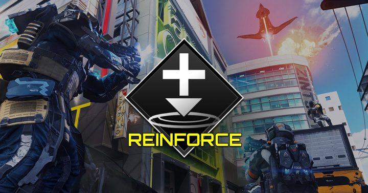 CoD:IW:ドミネ+SnDのゲームモード「Reinforce」が間もなく復活
