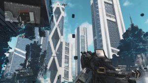 """CoD:IW: 第1弾DLC「Sabotage」に含まれる新マップ""""Neon""""のプレイ映像が登場、都市圏での戦闘を想定した仮想空間"""
