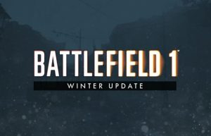 BF1: 大規模パッチ「冬季アップデート」
