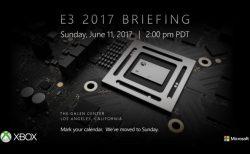 新型Xbox「Project Scorpio」のお披露目か。MicrosoftがE3カンファレンス2017の開催日を発表、ファンイベントも開催決定