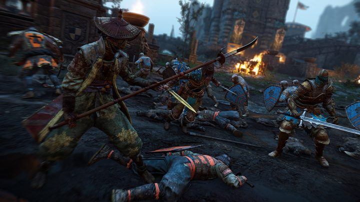 『For Honor(フォーオナー)』