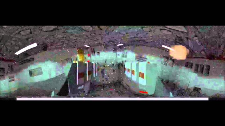 FOV360°の実験的FPS『DEMISE』、無料プレイ可能な異世界体験