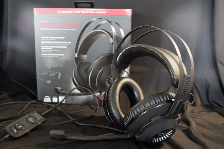 レビュー: 最新最高モデル「HyperX Cloud Revolver S」を旧モデルユーザーが徹底レビュー、その音質はシリーズ最高峰