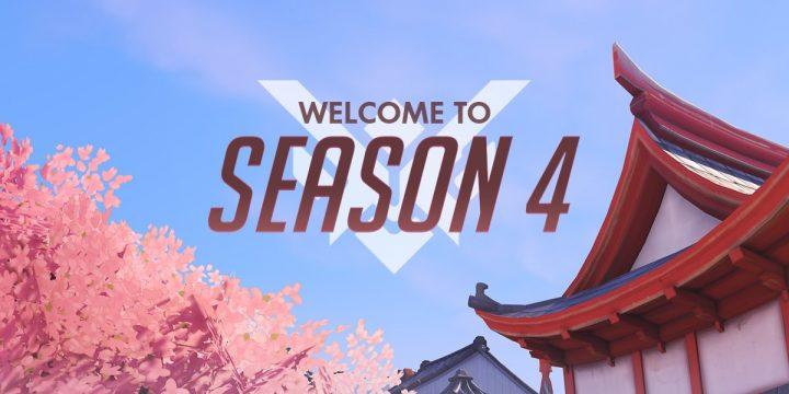 オーバーウォッチ:シーズン4の変更点発表、ダイヤモンド帯は毎週7ゲーム以上プレイしないとスキルレート減少など