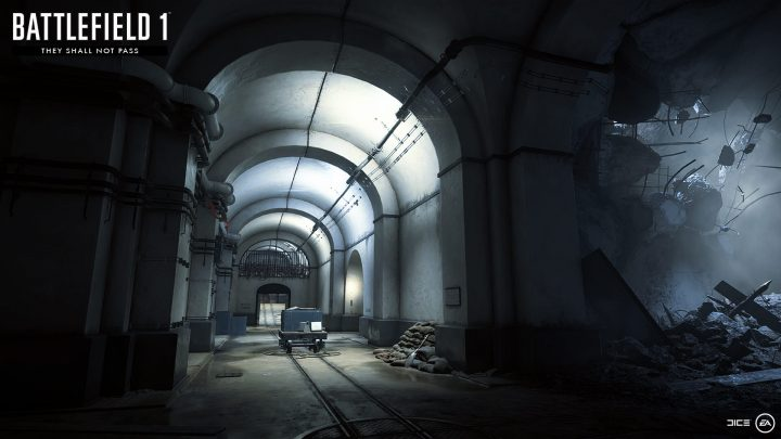 BF1-They Shall Not Pass-FORT DE VAUX